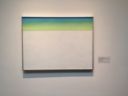 My personal favorite from the Georgia O'Keefe Museum