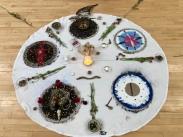 Medicine Wheel Altar
