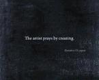 artist prays